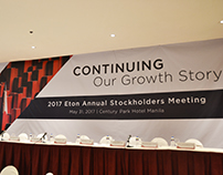 2017 Eton Properties Annual Stockholder Meeting