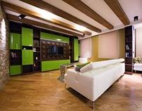 Apartment 120 sq. meters