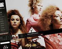Morph Hair, Boutique Website