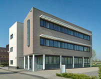 Office building Helsinkilaan, Woerden, the Netherlands
