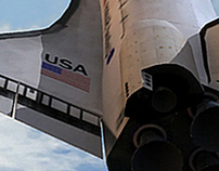 SPACE SHUTTLE 2008