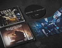Reverend Backflash CD Promo 2014