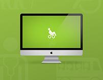 Centro de Mobilidade - Vector Animation