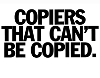 RICOH Copiers, Press 1994