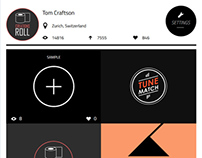 Behance Tab For Facebook Pages