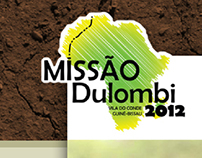 """Missão Dulombi"" Website"