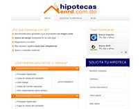 2012 - Web: Hipotecas en RD