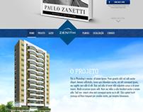Hotsite Zenith