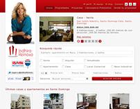 2012 - Web: Indhira Reinoso