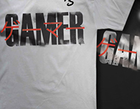 Shirt Designs: GAMER