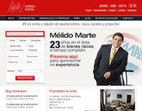2012 - Web: Mélido Marte