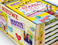 Bookdesign - Maren Stoffels