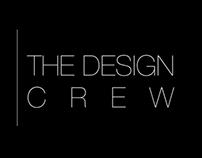The Design Crew- Brand Identity