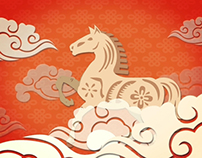 Happy Horse Year 2014