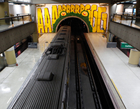 Subte Monster for Samsung Galaxy Note