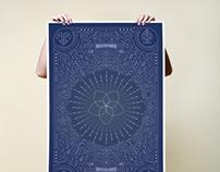 Agile planning poker poster