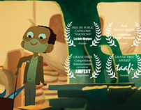 MY FIRST PROFESSIONAL SHORT FILM (TRAILER)