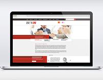 BuyIn website concept