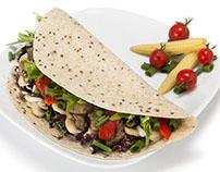 Food Styling- UNO Premium Multigrain Tortilla