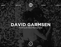 David Garmsen Website