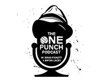 Logo - One Punch Podcast