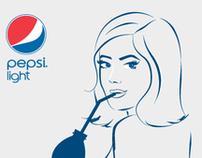 Pepsi & Pepsi Light