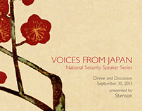 Voices from Japan program