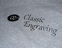 Classic Engraving Shirt