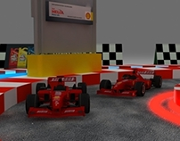 Shell Race Track Activation