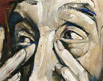 DaDa Portrait. Marsel Duchamp