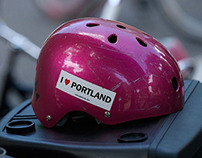 pdxwords Bike & Bumper Stickers