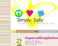 2000 - 2007 Blog Designs