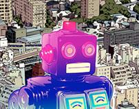 ROBOT ATTACK ON TOKYO