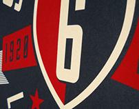 Super Six Hockey Logo