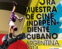Muestra de Cine Independiente Cubano /ARG 2014