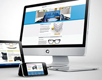 Sigma Group Website Design
