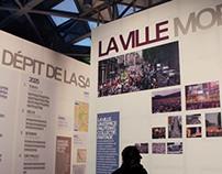 La Ville mobile - Exposition