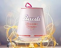 "BAULI: NEW PACKAGING FOR ""PANDORO"""