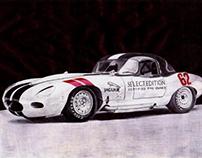 Jaguar Select Edition Racing E-Type Roadster 1962