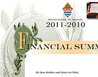 Editorial Design - Financial Report
