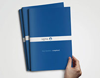 Sigma Corporate Brochures