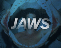 JAWS - Title Sequence Design