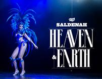 Louis Saledenah Caribbean Carnival : BOOK