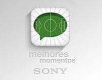 Sony APP World Cup Brasil