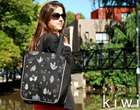 """KIWI BOLSAS PARA ANDAR"" FALL-WINTER 2014"