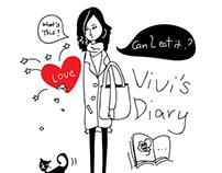 Vivi's 365 diary