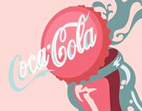 Vintage Coca_cola Ad remake