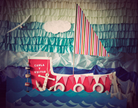 SAIL BOAT PHOTO BOOTH