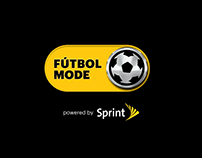 Fútbol Mode by Sprint - Russia WC Campaign