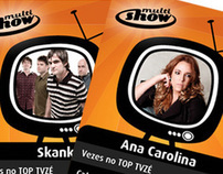 Multishow | game card